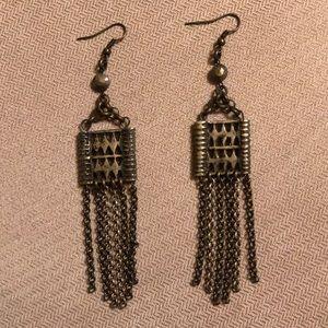Handmade Funky Dangling Earrings